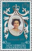 [The 25th Anniversary of Coronation of Queen Elizabeth II - English Version, type MH]