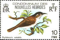 [Birds - French Version, type NU1]