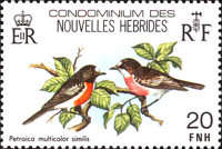 [Birds - French Version, type NV1]