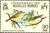 [Birds - French Version, type NW1]
