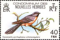 [Birds - French Version, type NX1]