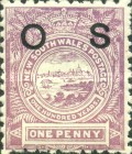 [Postage Stamps No. 72 & 73 Overprinted
