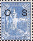 [Postage Stamps No. 78 & 83 Overprinted