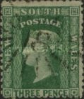 [Queen Victoria - Perforated, type B19]