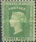[Queen Victoria - Different Watermark, Typ B26]