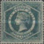 [Queen Victoria - Perforated, type D2]