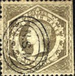 [Queen Victoria - Perforated, Typ E5]