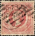 [Queen Victoria - Perforated, Typ G3]