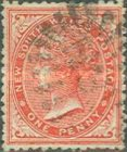 [Queen Victoria - Different Watermark, Typ K2]