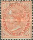 [Queen Victoria - Different Watermark, Typ K3]