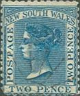 [Queen Victoria - Different Watermark, type L5]