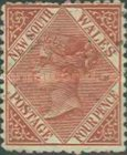 [Queen Victoria - Different Watermark, type M1]