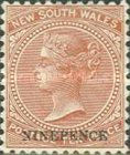 [Coat of Arms, Queen Victoria, Lyrebird, type N3]