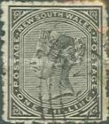 [Queen Victoria - Different Watermark, type Q]