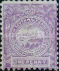 [The 100th Anniversary of the British Crown Colony -  Different Watermark, Typ S1]