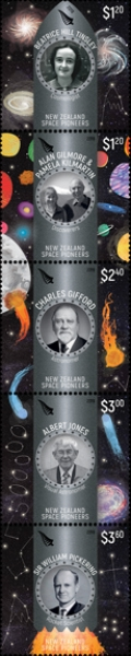 [New Zealand Space Pioneers, Typ ]