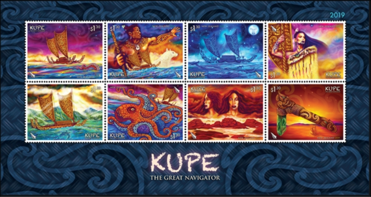 [Kupe - The Great Navigator, Typ ]