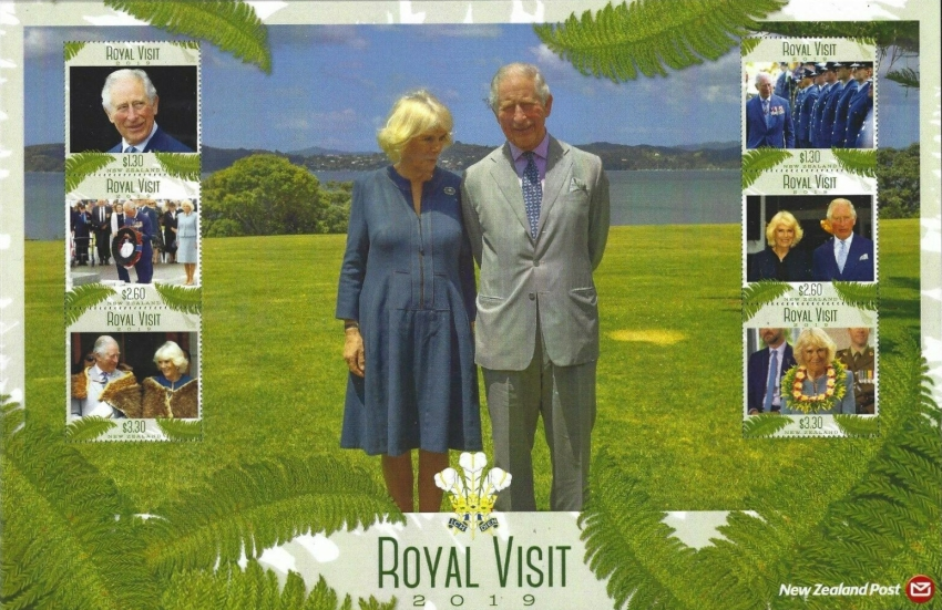 [Royal Visit - Prince of Wales and Duchess of Cornwall, type ]