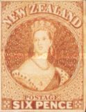 [Queen Victoria - White Paper, Not Watermarked, type A10]