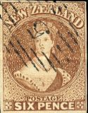 [Queen Victoria - White Paper, Not Watermarked, type A11]