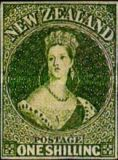 [Queen Victoria 1855 - London Print, type A2]