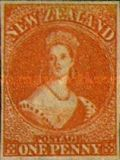[Queen Victoria - THe 1st Anniversary of the Printing of John Davies, type A20]