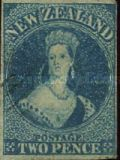 [Queen Victoria - THe 1st Anniversary of the Printing of John Davies, type A21]