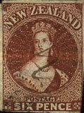 [Queen Victoria - THe 1st Anniversary of the Printing of John Davies, type A24]