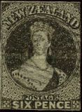 [Queen Victoria - THe 1st Anniversary of the Printing of John Davies, type A25]