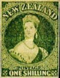 [Queen Victoria - THe 1st Anniversary of the Printing of John Davies, type A27]