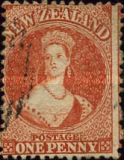 [Queen Victoria - Perforated, type A28]