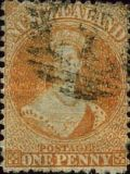[Queen Victoria - Perforated, type A29]