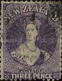 [Queen Victoria - Perforated, type A33]