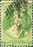 [Queen Victoria - Perforated, type A40]