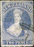 [Queen Victoria - New Watermark, type A43]