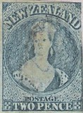 [Queen Victoria - As Previous, Imperforated, type A47]