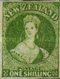 [Queen Victoria - As Previous, Imperforated, type A49]
