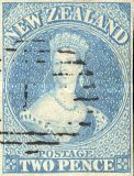 [Queen Victoria - White Paper, Not Watermarked, type A8]