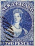 [Queen Victoria - White Paper, Not Watermarked, type A9]