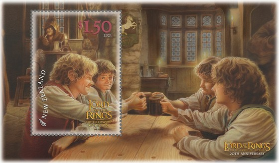 [The 20th Anniversary of the Lord of the Rings: The Fellowship of the Ring, type EIX1]