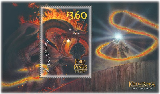 [The 20th Anniversary of the Lord of the Rings: The Fellowship of the Ring, type EIZ1]