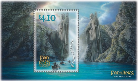 [The 20th Anniversary of the Lord of the Rings: The Fellowship of the Ring, type EJA1]