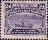 [The 400th Anniversary of the Discovery of Newfoundland, Typ AP]