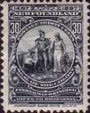 [The 400th Anniversary of the Discovery of Newfoundland, Typ AQ]