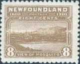 [The 300th Anniversary of the British Colonization of Canada - See also No. 87-92, type BJ]