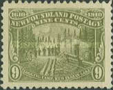 [The 300th Anniversary of the British Colonization of Canada - See also No. 87-92, type BK]