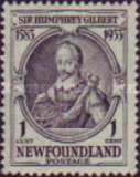 [The 350th Anniversary of the Annexation of Newfoundland to England, Typ EL]