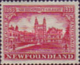 [The 350th Anniversary of the Annexation of Newfoundland to England, Typ EO]