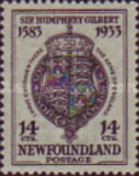[The 350th Anniversary of the Annexation of Newfoundland to England, Typ EU]