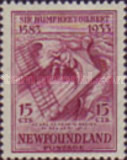 [The 350th Anniversary of the Annexation of Newfoundland to England, Typ EV]